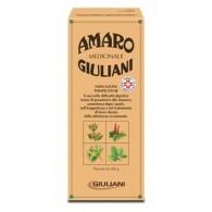 AMARO MEDICINALE GIULIANI SOLUZIONE ORALE - FLACONE 400 G