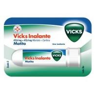 VICKS INALANTE - 415,4MG+415,4MG BASTONCINO NASALE 1 TUBO
