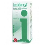 IMIDAZYL 1 MG/ML COLLIRIO, SOLUZIONE -  1 MG/ML COLLIRIO SOLUZIONE 1 FLACONE 10 ML