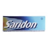 SARIDON COMPRESSE - COMPRESSE 10 COMPRESSE