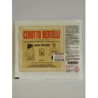 CEROTTO BERTELLI -  192 MG CEROTTO MEDICATO 1 CEROTTO 16 X 12,5 CM