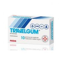TRAVELGUM -  20 MG GOMME DA MASTICARE MEDICATE 10 GOMME
