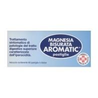MAGNESIA BISURATA AROMATIC COMPRESSE - PASTIGLIE 80 PASTIGLIE