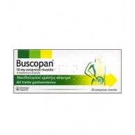 BUSCOPAN COMPRESSE RIVESTITE – SUPPOSTE -  10 MG COMPRESSE RIVESTITE 30 COMPRESSE RIVESTITE