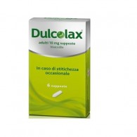 DULCOLAX - ADULTI 10 MG SUPPOSTE 6 SUPPOSTE