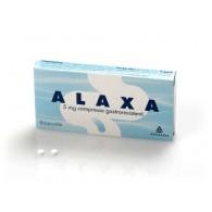 ALAXA 5 MG COMPRESSE GASTRORESISTENTI -  5 MG COMPRESSE GASTRORESISTENTI 20 COMPRESSE