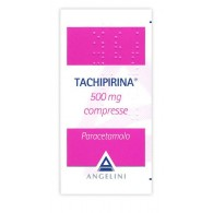 TACHIPIRINA -  500 MG COMPRESSE 20 COMPRESSE