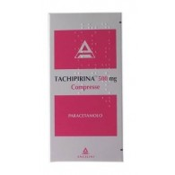 TACHIPIRINA -  500 MG COMPRESSE 30 COMPRESSE