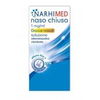 NARHIMED NASO CHIUSO -  1 MG/ML GOCCE NASALI SOLUZIONE ADULTI 1 FLACONE DA 10 ML