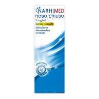 NARHIMED NASO CHIUSO -  1 MG/ML SPRAY NASALE SOLUZIONE ADULTI 1 FLACONE NEBULIZZATORE DA 10 ML