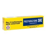 PREPARAZIONE H -  1,08% UNGUENTO 1 TUBO DA 50 G