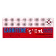 CARNITENE -  1 G/10 ML SOLUZIONE ORALE 10 CONTENITORI MONODOSE