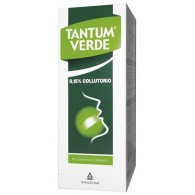 TANTUM VERDE 0,15% COLLUTORIO -  0,15% COLLUTORIO FLACONE 240 ML