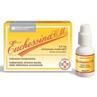 EUCHESSINA C.M. -  3,5 MG COMPRESSE MASTICABILI 18 COMPRESSE