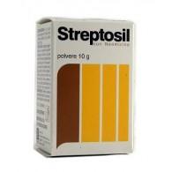 STREPTOSIL CON NEOMICINA -  99,5% + 0,5% POLVERE CUTANEA 10 G IN FLACONE PE