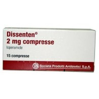 DISSENTEN 2 MG COMPRESSE -  2 MG COMPRESSE 15 COMPRESSE