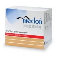 MECLON  CREMA VAGINALE ? SOLUZIONE VAGINALE  -  200 MG/10 ML + 1 G/130 ML SOLUZIONE VAGINALE 5 FLACONI 10 ML + 5 FLACONI 130...