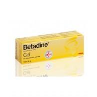 BETADINE soluzione cutanea, alcolica BETADINE gel BETADINE collutorio BETADINE garze impregnate -  10% GEL TUBO 30 G