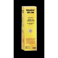 BETADINE soluzione cutanea, alcolica BETADINE gel BETADINE collutorio BETADINE garze impregnate -  10% GEL TUBO 100 G