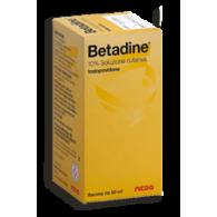 BETADINE -  10% SOLUZIONE CUTANEA 1 FLACONE 50 ML