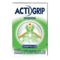 ACTIGRIP COMPRESSE - COMPRESSE 12 COMPRESSE