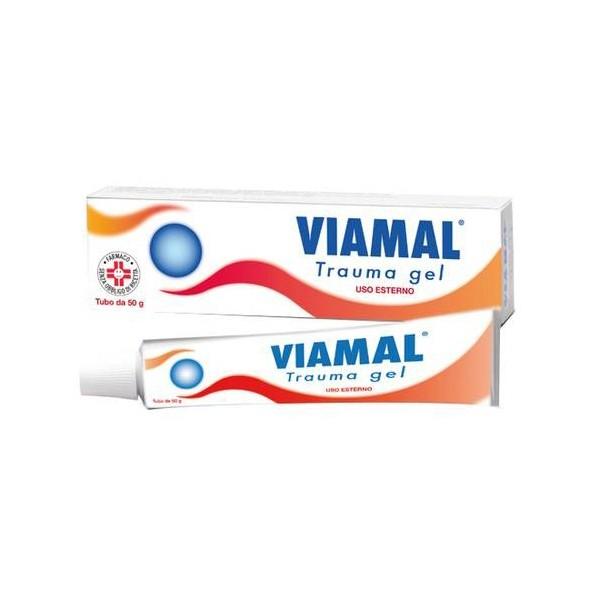 VIAMAL TRAUMA GEL - GEL TUBO 50 G