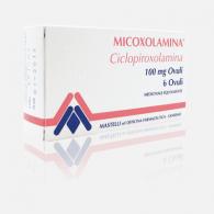 MICOXOLAMINA - 100 MG OVULI VAGINALI 6 OVULI