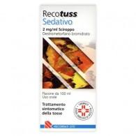 RECOTUSS SEDATIVO -  2 MG/ML SCIROPPO 1 FLACONE DA 100 ML