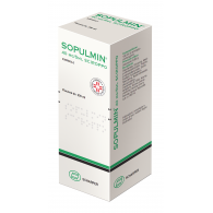 SOPULMIN -  40 MG/5 ML SCIROPPO FLACONE 200 ML