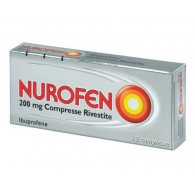NUROFEN COMPRESSE -  200 MG COMPRESSE RIVESTITE 12 COMPRESSE