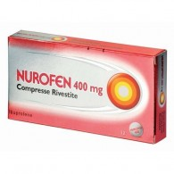 NUROFEN COMPRESSE -  400 MG COMPRESSE RIVESTITE 12 CPR IN PVC/ALLUMINIO