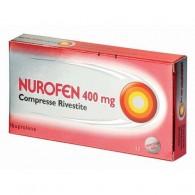 NUROFEN COMPRESSE -  400 MG COMPRESSE RIVESTITE 12 CPR IN PVC/ALLUMINIO