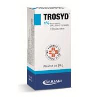 TROSYD -  1% EMULSIONE CUTANEA FLACONE 30 G
