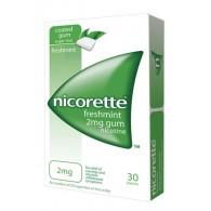 NICORETTE GOMME DA MASTICARE MEDICATE -  2 MG GOMME DA MASTICARE MEDICATE 30 GOMME