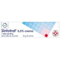SINTOTRAT 0,5% CREMA 1 TUBO DA 20 G -  0,5% CREMA 1 TUBO DA 20 G