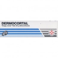 DERMOCORTAL - 5 MG/G CREMA TUBO 20 G