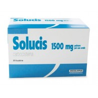 SOLUCIS -  1.500 MG  POLVERE PER SOLUZIONE ORALE 20 BUSTINE