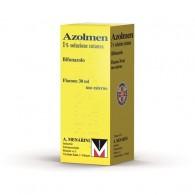 AZOLMEN -  1% SOLUZIONE CUTANEA FLACONE 30 ML
