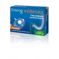 ENTEROG ANTIDIARROICO -  2 MG COMPRESSE 12 COMPRESSE