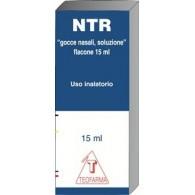 NTR - GOCCE NASALI SOLUZIONE FLACONE 15 ML