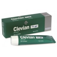 CLEVIAN 1% GEL -  1% GEL 1 TUBO DA 50 G