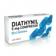 DIATHYNIL -  5 MG COMPRESSE  30 COMPRESSE IN BLISTER PVC/AL