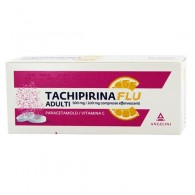 TACHIPIRINAFLU ADULTI 500 MG/200 MG COMPRESSE EFFERVESCENTI - ADULTI 500 MG/200 MG COMPRESSE EFFERVESCENTI 12 CPR