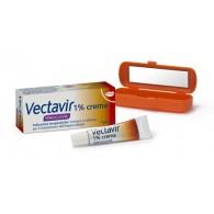 VECTAVIR 1% CREMA -  1% CREMA 1 TUBO DA 2 G
