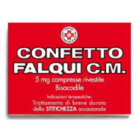 CONFETTO FALQUI C.M. 5 MG COMPRESSE RIVESTITE -  5 MG COMPRESSE RIVESTITE 20 COMPRESSE