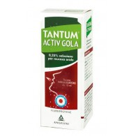 TANTUM VERDE GOLA -  250 MG/100 ML SPRAY PER MUCOSA ORALE  SOLUZIONE 15 ML
