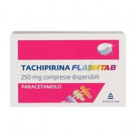 TACHIPIRINA FLASHTAB 250 MG COMPRESSE DISPERSIBILI - 250 MG 12 COMPRESSE DISPERSIBILI