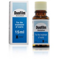 DUOFILM 16,7% + 15% COLLODIO - 16,7% + 15% COLLODIO FLACONE DA 15 ML