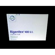 RIGENTEX CAPSULE MOLLI -  400 UI CAPSULE MOLLI 30 CAPSULE