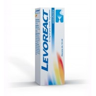 LEVOREACT 0,5 MG/ML SPRAY NASALE, SOSPENSIONE -  0,5 MG/ML SPRAY NASALE, SOSPENSIONE FLACONE DA 10 ML